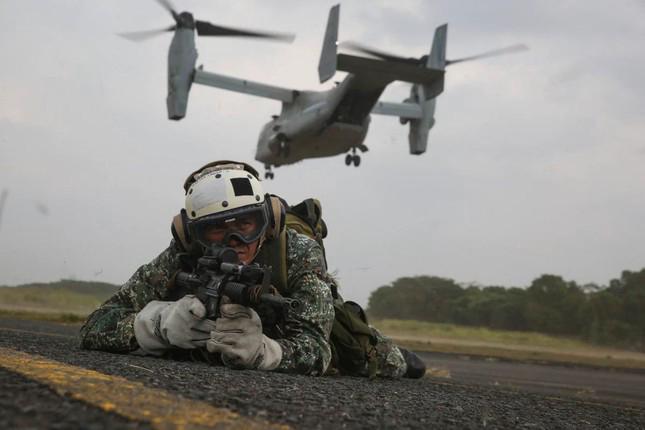 Bộ trưởng Quốc phòng Mỹ sắp thăm Philippines, thúc đẩy sáng kiến nhằm vào Trung Quốc?  - Ảnh 3.
