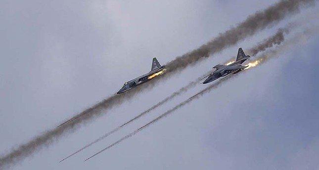 Bốn binh sĩ thiệt mạng, Nga trả đòn khốc liệt bằng 35 cuộc không kích - Ảnh 1.