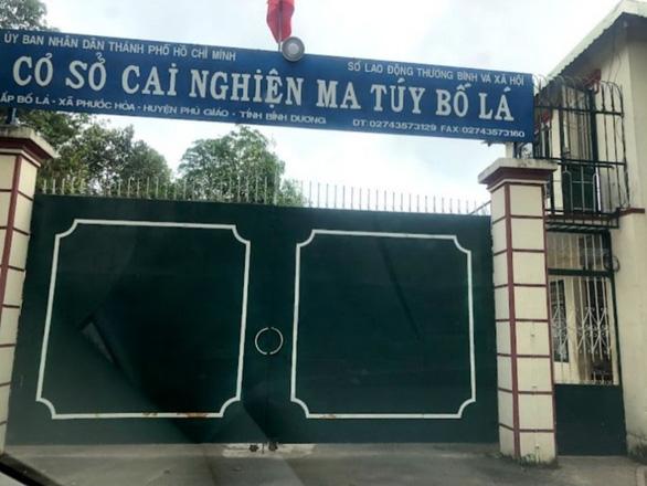 Khoảng 100 cán bộ, học viên cơ sở cai nghiện Bố Lá dương tính SARS-CoV-2. Trong hôm nay, Hà Nội ghi nhận 40 ca - Ảnh 1.