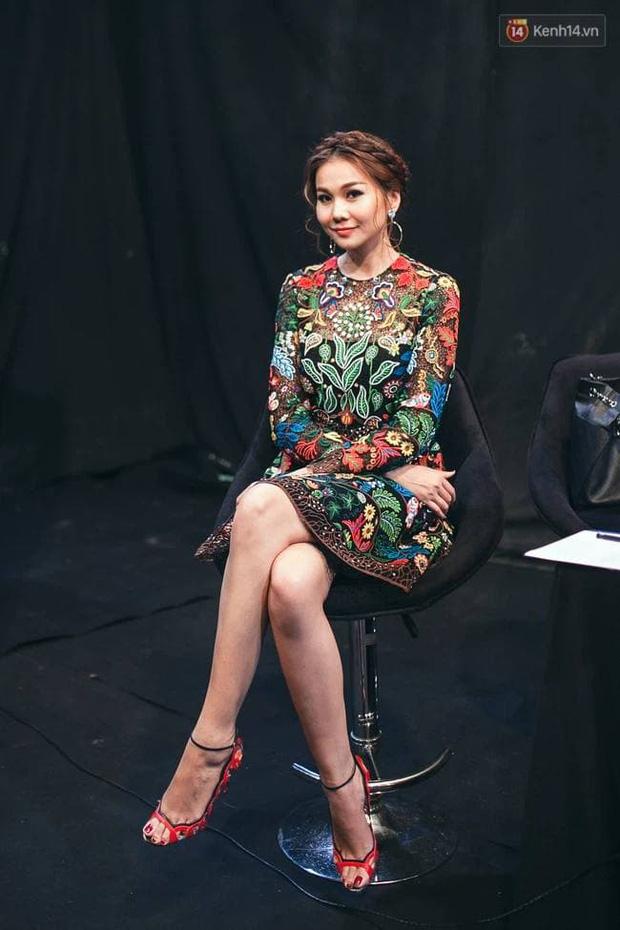 Thanh Hằng thời đăng quang Hoa hậu cách đây gần 20 năm so với hiện tại: Nhan sắc thăng hạng vượt bậc! - Ảnh 6.