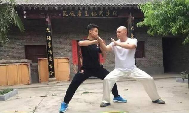 """Vén màn võ công lợi hại của """"đại cao thủ"""" là sư phụ của Jack Ma, một đòn hạ """"gã khổng lồ"""" Nhật Bản - Ảnh 5."""