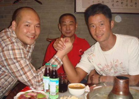 """Vén màn võ công lợi hại của """"đại cao thủ"""" là sư phụ của Jack Ma, một đòn hạ """"gã khổng lồ"""" Nhật Bản - Ảnh 4."""