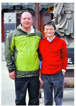"""Vén màn võ công lợi hại của """"đại cao thủ"""" là sư phụ của Jack Ma, một đòn hạ """"gã khổng lồ"""" Nhật Bản - Ảnh 3."""