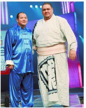 """Vén màn võ công lợi hại của """"đại cao thủ"""" là sư phụ của Jack Ma, một đòn hạ """"gã khổng lồ"""" Nhật Bản - Ảnh 2."""