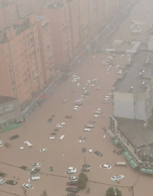 Trung Quốc đoán đúng về mưa lũ kinh hoàng, nhưng... sai địa điểm và thời điểm - Vì sao dự báo sai? - Ảnh 2.