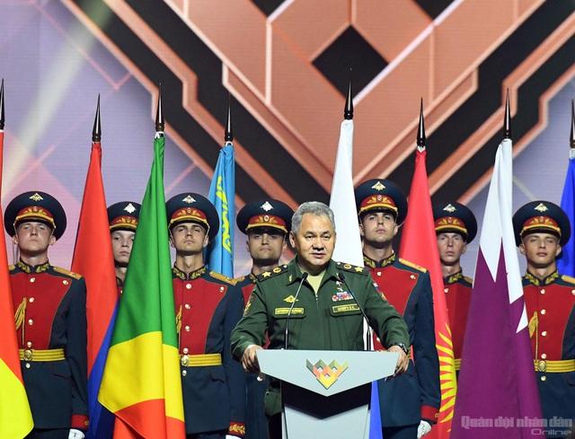 Dấu ấn Quân đội Việt Nam tại Hội thao quốc tế Army Games: Bạn bè khâm phục - Ảnh 4.