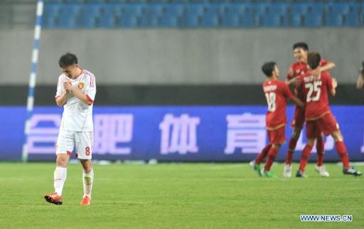 """Chê bóng đá Việt Nam nghèo, bóng đá Trung Quốc hoá ra lại… """"lắm tiền nhiều tật"""" - Ảnh 1."""