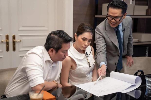 Đoàn Di Băng phát hiện Louis Vuitton nhái toà lâu đài 200 tỷ của Thái Công thiết kế cho mình, ngạc nhiên chưa? - Ảnh 1.