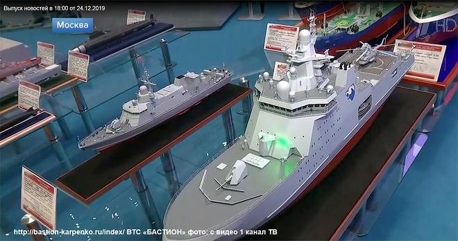 Tàu tên lửa mới cực mạnh của Nga: Như dự án M, Hải quân Việt Nam sẽ tự đóng 6 chiếc? - Ảnh 3.