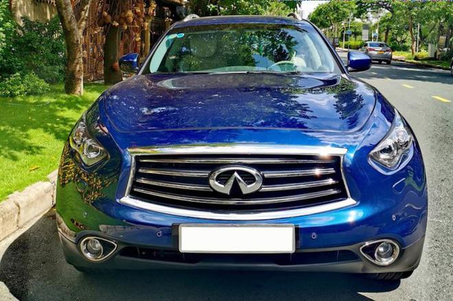Nhìn lại loạt xe Infiniti từng bán tại Việt Nam: Đấu Mercedes và Lexus nhưng số phận hẩm hiu, nội thất nhàm chán - Ảnh 12.
