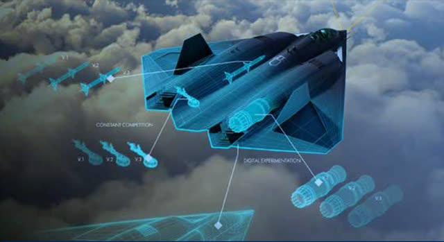 Tung một lúc 25 tiêm kích F-22, Mỹ tính làm cuộc săn cuối cùng nhằm vào J-20 Trung Quốc? - Ảnh 9.