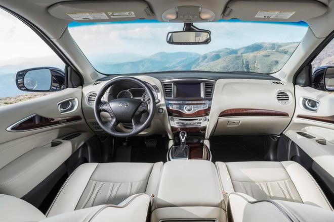 Nhìn lại loạt xe Infiniti từng bán tại Việt Nam: Đấu Mercedes và Lexus nhưng số phận hẩm hiu, nội thất nhàm chán - Ảnh 9.