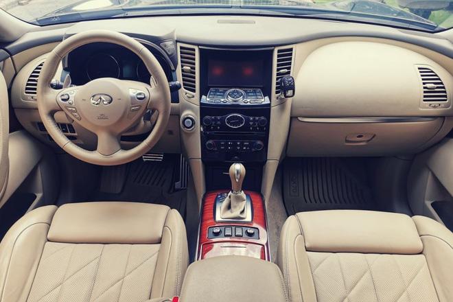 Nhìn lại loạt xe Infiniti từng bán tại Việt Nam: Đấu Mercedes và Lexus nhưng số phận hẩm hiu, nội thất nhàm chán - Ảnh 14.