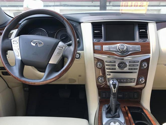 Nhìn lại loạt xe Infiniti từng bán tại Việt Nam: Đấu Mercedes và Lexus nhưng số phận hẩm hiu, nội thất nhàm chán - Ảnh 19.