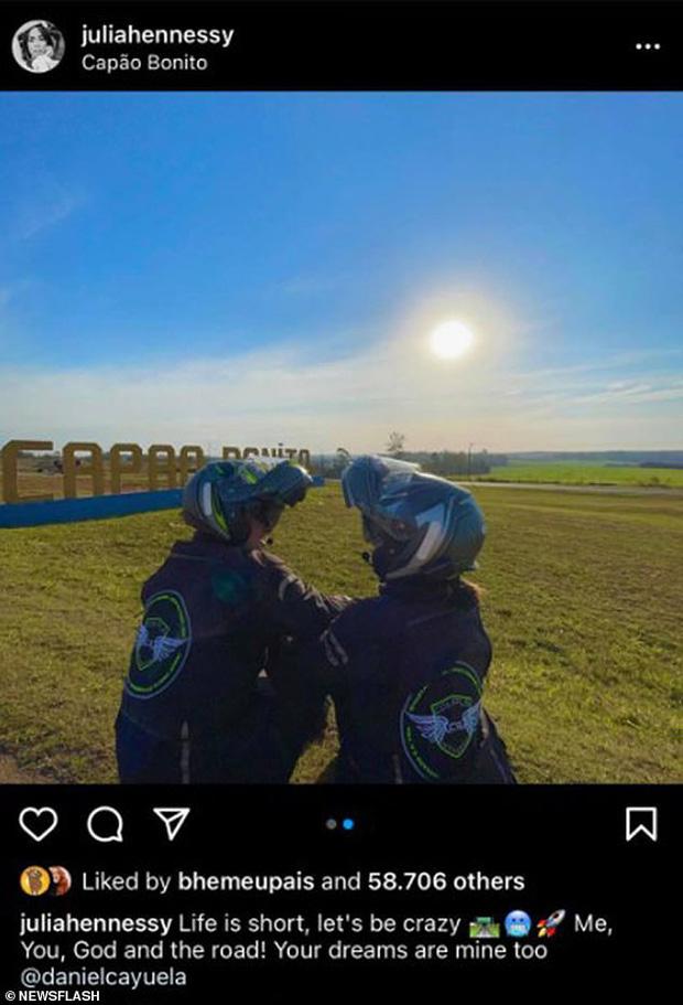Ngôi sao Instagram nổi tiếng đột ngột qua đời ở tuổi 22 vì tai nạn, fan lật lại bài đăng cuối như điềm báo trước thương tâm - Ảnh 3.