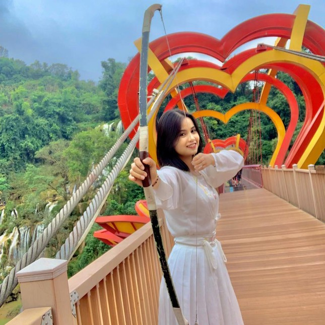 Ngắm nhan sắc xinh như mộng cung thủ mở màn cho thể thao Việt Nam ở Olympic Tokyo 2020 - Ảnh 3.
