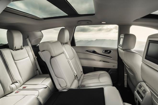 Nhìn lại loạt xe Infiniti từng bán tại Việt Nam: Đấu Mercedes và Lexus nhưng số phận hẩm hiu, nội thất nhàm chán - Ảnh 10.