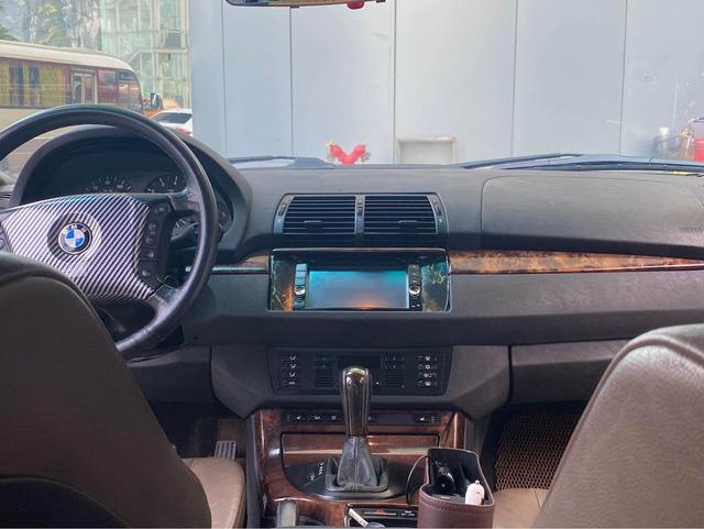 BMW X5 bán lại sau 16 năm: Mua mới gần 5 tỷ nhưng giá hiện giờ không bằng chiếc Honda SH - Ảnh 4.