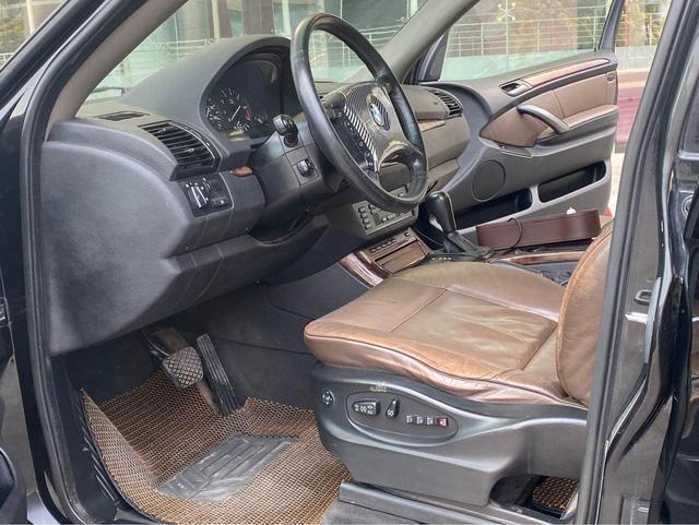 BMW X5 bán lại sau 16 năm: Mua mới gần 5 tỷ nhưng giá hiện giờ không bằng chiếc Honda SH - Ảnh 5.