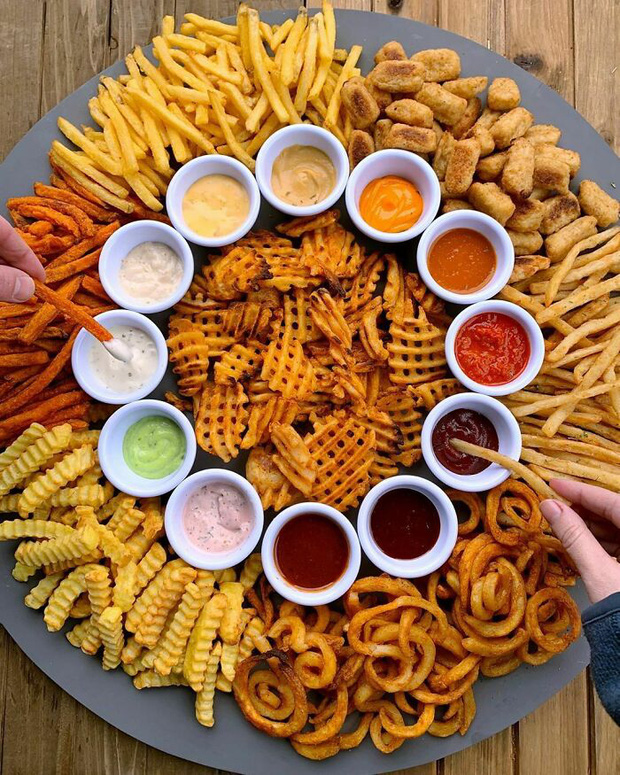 14 món đồ ăn đạt tới cảnh giới của sự hoàn hảo, nghĩ tới việc cắn một miếng thôi cũng cảm thấy tội lỗi đầy mình - Ảnh 8.