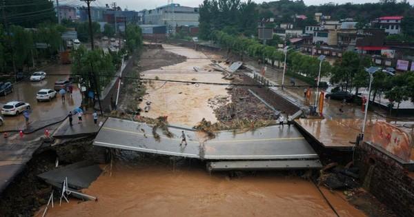 Trung Quốc: Rộ tin vỡ đập giữa đêm ở Trịnh Châu - Báo động hiểm họa lớn; Bắc Kinh bất ngờ cảm ơn Đài Loan - Ảnh 1.