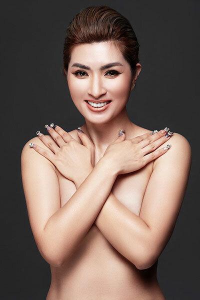 Nhan sắc thời trẻ của Nguyễn Hồng Nhung - nữ ca sĩ khổ sở vì scandal lộ clip nóng - Ảnh 5.