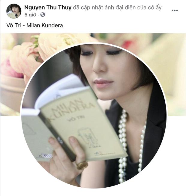 Hơn 1 tháng sau khi đột ngột qua đời, trang Facebook của Hoa hậu Thu Thuỷ bỗng có động thái đặc biệt - Ảnh 1.