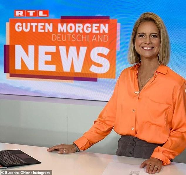 Tuyên bố đã giúp người dân khắc phục sau mưa lũ, nữ phóng viên bị sa thải sau khi bị lộ 1 khoảnh khắc hiếm có - Ảnh 4.