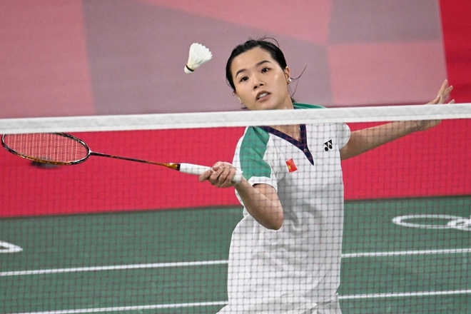 """VĐV Việt Nam """"đè bẹp"""" đối thủ gốc Trung Quốc ở trận mở màn Olympic - Ảnh 1."""
