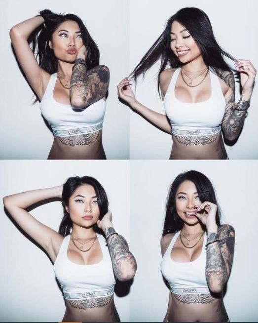 Nhan sắc nóng bỏng của Cassie Trinh Võ - người yêu cũ của rapper số 1 Việt Nam - Ảnh 4.