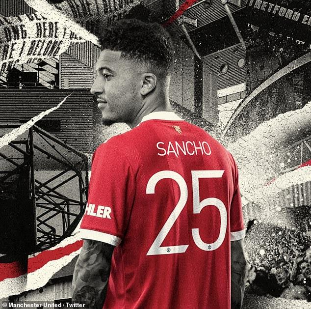 Man United tung núi tiền, cuối cùng cũng chốt xong Jadon Sancho! - Ảnh 1.