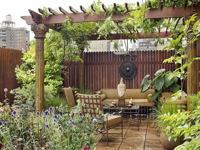 Cách thiết kế vườn rau sân thượng mùa dịch vừa đơn giản lại đẹp mắt - Ảnh 9.