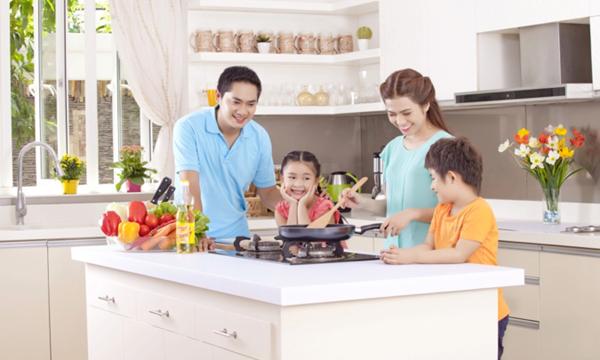 Phong thủy nhà bếp cần lưu ý để tránh vợ chồng lục đục, tài lộc thất thoát - Ảnh 6.