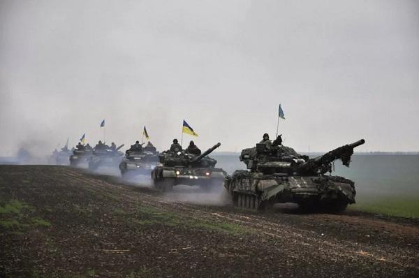 Ukraine tuyên bố 'chấm dứt' các thỏa thuận Minsk trên Donbass - Ảnh 1.