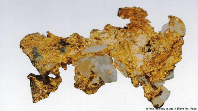 Sở hữu mỏ vàng khổng lồ, tại sao quốc gia này vẫn để dành, chưa chịu khai thác? - Ảnh 3.