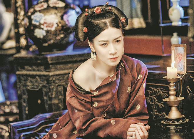 10 ác nữ ấn tượng trên màn ảnh Hoa ngữ: Triệu Lệ Dĩnh hiểm độc đến mấy cũng không gây ức chế bằng trùm cuối - Ảnh 13.