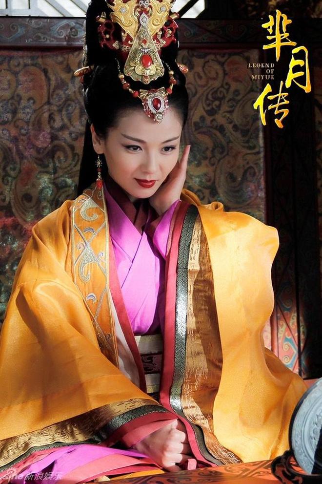 10 ác nữ ấn tượng trên màn ảnh Hoa ngữ: Triệu Lệ Dĩnh hiểm độc đến mấy cũng không gây ức chế bằng trùm cuối - Ảnh 17.