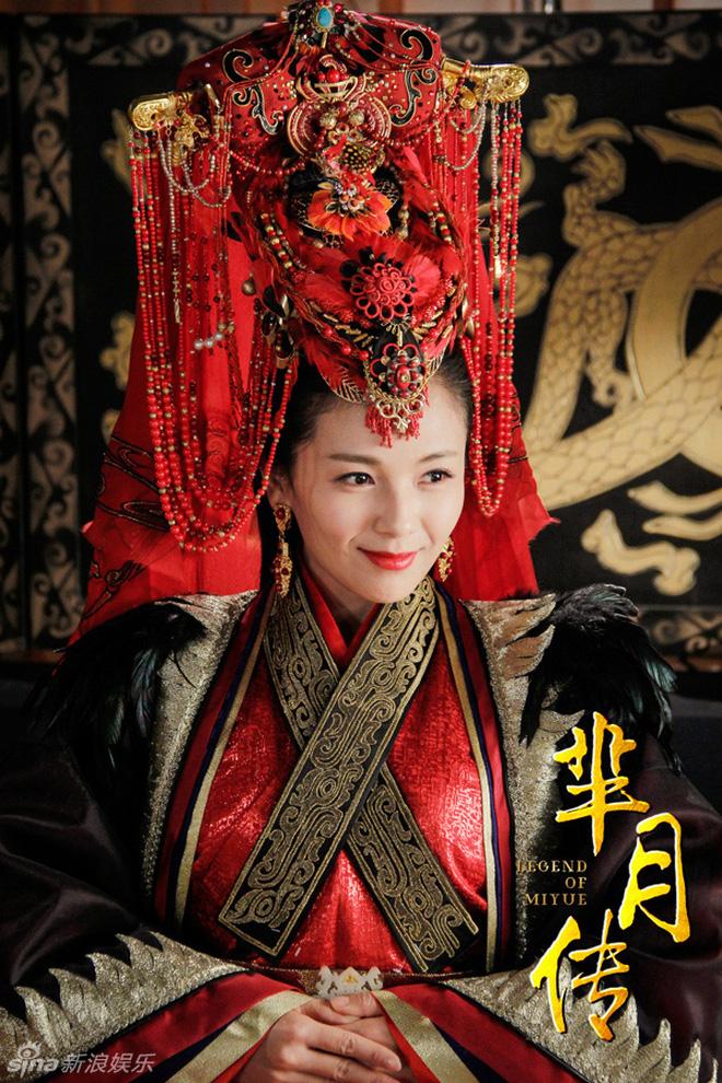 10 ác nữ ấn tượng trên màn ảnh Hoa ngữ: Triệu Lệ Dĩnh hiểm độc đến mấy cũng không gây ức chế bằng trùm cuối - Ảnh 18.