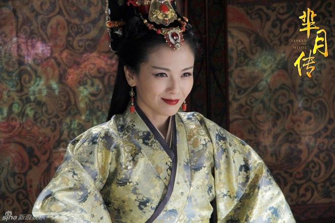 10 ác nữ ấn tượng trên màn ảnh Hoa ngữ: Triệu Lệ Dĩnh hiểm độc đến mấy cũng không gây ức chế bằng trùm cuối - Ảnh 19.