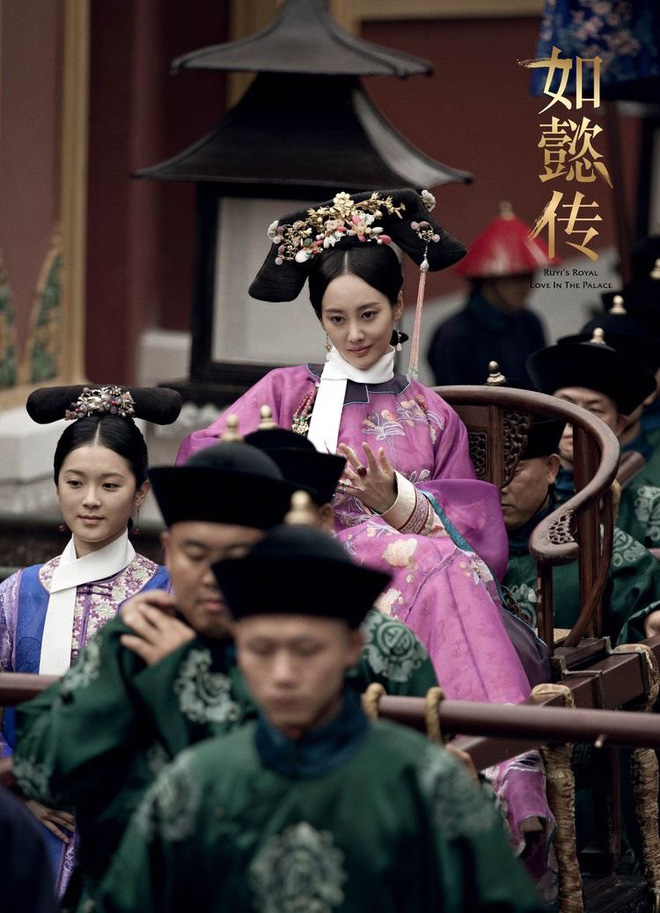 10 ác nữ ấn tượng trên màn ảnh Hoa ngữ: Triệu Lệ Dĩnh hiểm độc đến mấy cũng không gây ức chế bằng trùm cuối - Ảnh 6.