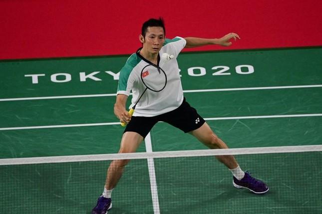Olympic Tokyo: Nguyễn Tiến Minh đi vào lịch sử Việt Nam dù thất bại trước hạng 3 thế giới - Ảnh 1.