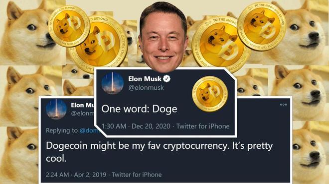Cùng nhìn lại 10 lần Elon Musk làm điên đảo thị trường tiền số trong một năm qua - Ảnh 2.