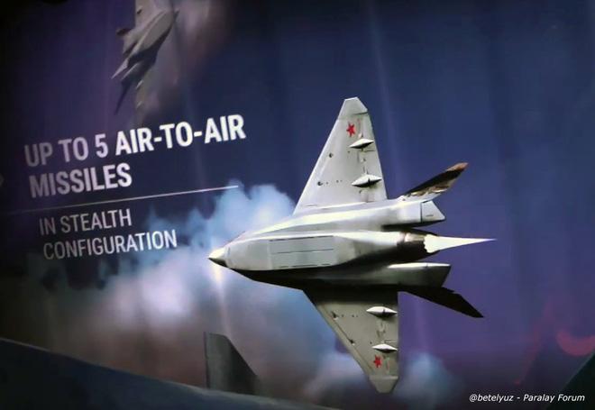 Tiêm kích Su-75 Checkmate: Thần tốc, táo bạo - Bất ngờ với khách hàng đầu tiên - Ảnh 2.