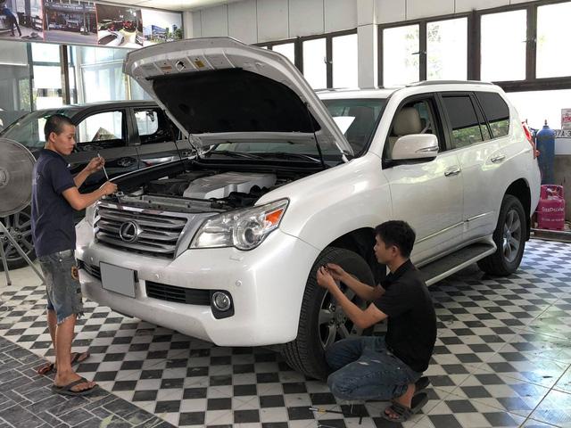 Thợ Việt lột xác Lexus GX 460 giá 2 tỷ thành xe gần 6 tỷ với chi phí 300 triệu đồng, người thường khó nhận ra  - Ảnh 1.