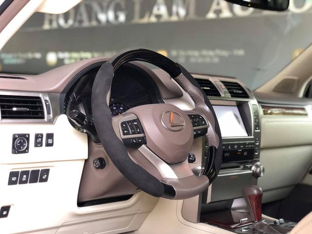 Thợ Việt lột xác Lexus GX 460 giá 2 tỷ thành xe gần 6 tỷ với chi phí 300 triệu đồng, người thường khó nhận ra  - Ảnh 4.