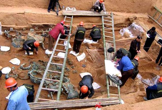 22 hố trộm dẫn thẳng đến lăng mộ 2.000 tuổi nhưng không một cổ vật nào bị đánh cắp: Chủ mộ quá cao tay! - Ảnh 5.