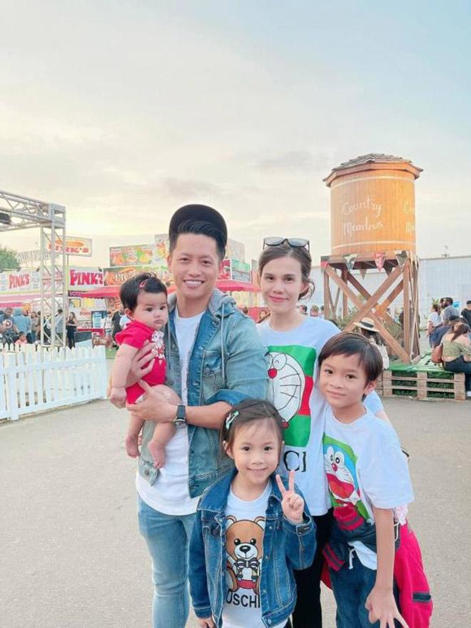 """Cuộc sống của em gái Thanh Thảo sau 10 năm bị đồn """"gài bẫy"""" để có con với Ngô Kiến Huy - Ảnh 3."""