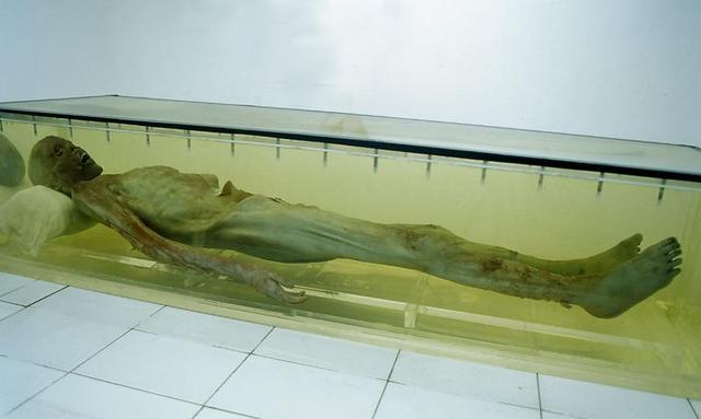 Bí ẩn xác ướp nam giới từ thời Tây Hán, sau khi khai quật đã khiến các nhà khảo cổ mắc căn bệnh lạ - Ảnh 1.
