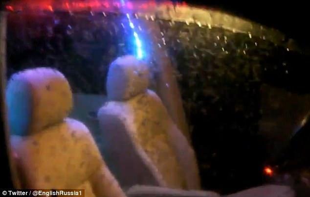 Ra ngoài quên không đóng kín cửa kính trên xe, đến khi quay lại, người đàn ông rùng mình khi thấy cảnh tượng này trên ghế - Ảnh 3.