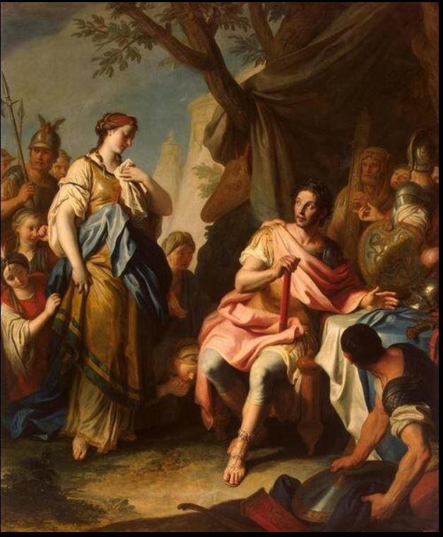 Mặt tối ít biết về Alexander Đại đế: Nhổ cỏ tận gốc tàn bạo và cuộc chinh phục nữ thần tuyệt đẹp Roxana - Ảnh 7.